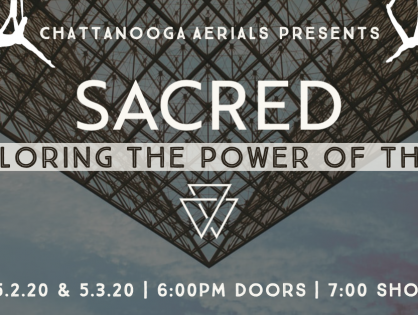 SACRED   Exploring The Power Of Three